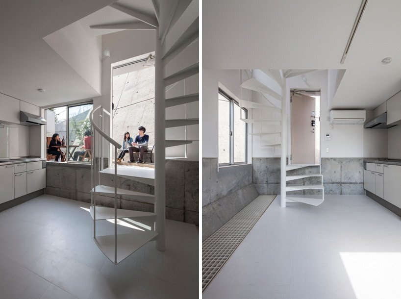 Isogo House - Japanese House - Be-Fun Design - Tsuyoshi Shindo - Kitchen - Humble Homes