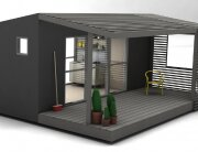 Mini House 2.0 - Tiny House - Jonas Wagell - Sweden - Exterior - Humble Homes