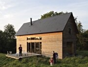 F House - Weekend Cabin - Lode Architecture - Normandie France - Exterior - Humble Homes
