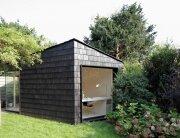 Garden Studio - Serge Schoemaker Architects - The Netherlands - Exterior - Humble Homes