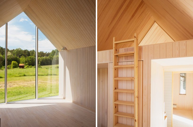 Micro Cluster Cabins - Reiulf Ramstad Architects - Norway - Interior - Humble Homes