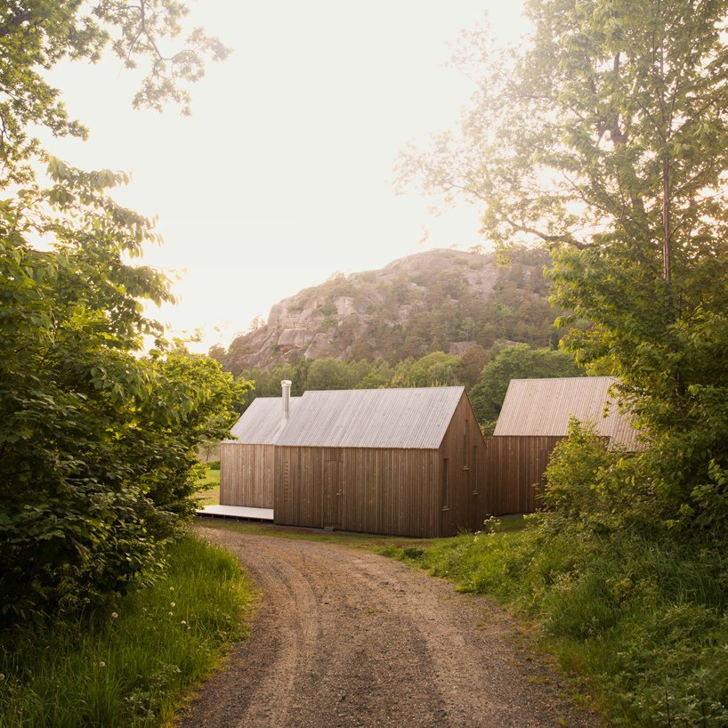 Micro Cluster Cabins - Reiulf Ramstad Architects - Norway - Side - Humble Homes