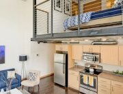 Stream Belmont - Small Apartments - NK Architects - Seattle - Kitchen - Humble Homes