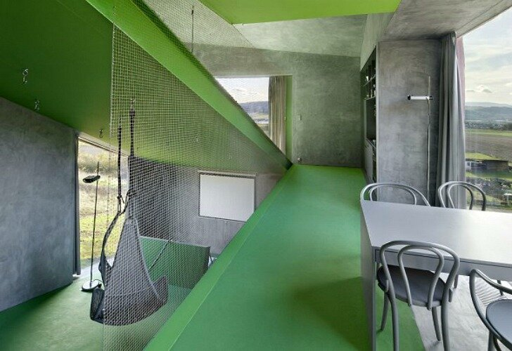 Vila Hermina - HSH Architekti - Czech Republic - Tiny House - Dining - Humble Homes