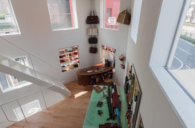 Yamate Street House - Unemori Architects - Tokyo - Study - Humble Homes