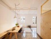 Eixample Apartment Renovation - Barcelona - Study - Humble Homes