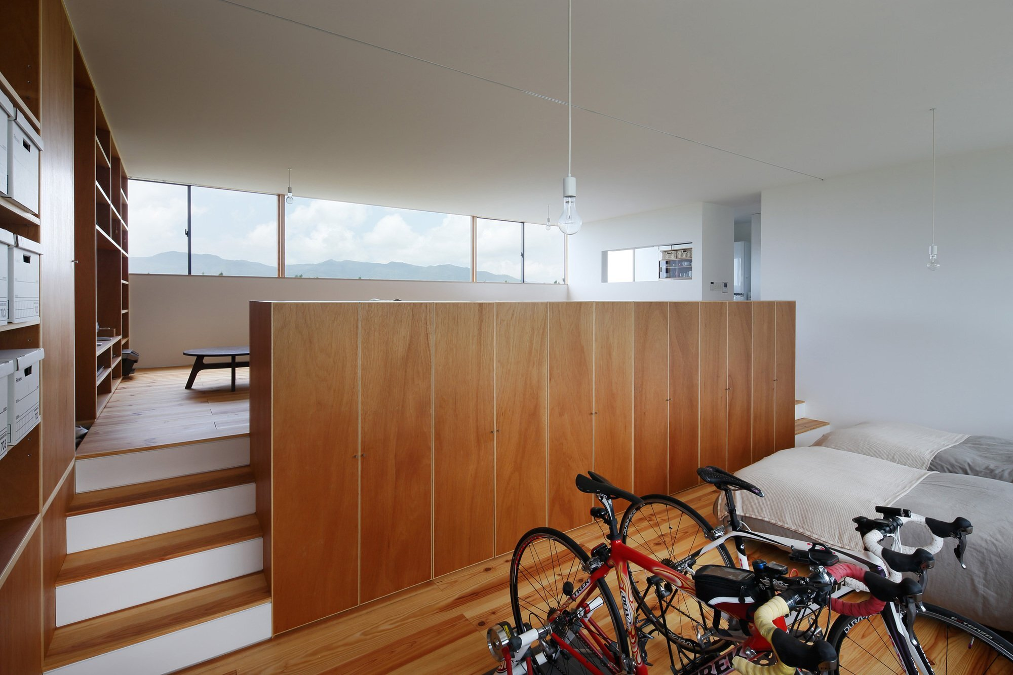 Gui House - Japanese House - Harunatsu-Arch - Shimane Japan - Bedroom - Humble Homes