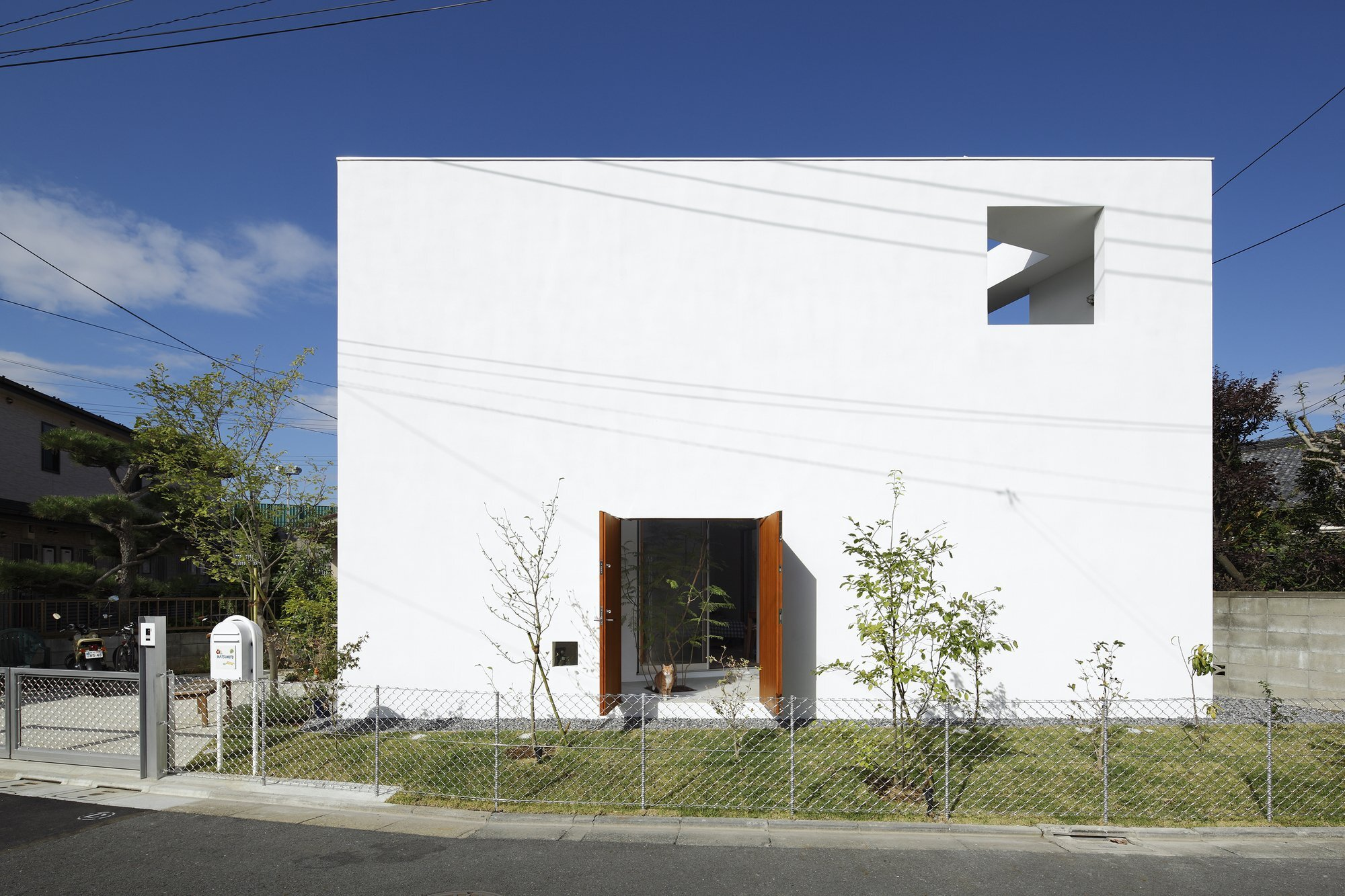 Inside Out - Takeshi Hosaka - Japanese House - Tokyo - Exterior - Humble Homes