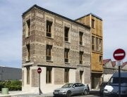 Small Apartments - Atelier Ramdam - France - Au Bon Coin - Exterior - Humble Homes