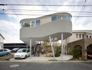The Toda House - Tiny House - Kimihiko Okada - Japan - Exterior - Humble Homes