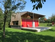 Guest House - Music Studio - De Smet Vermeulen Architecten - Exterior - Humble Homes