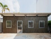 Low Cost Housing - S House - Vo Trong Nghia - Vietnam - Exterior - Humble Homes