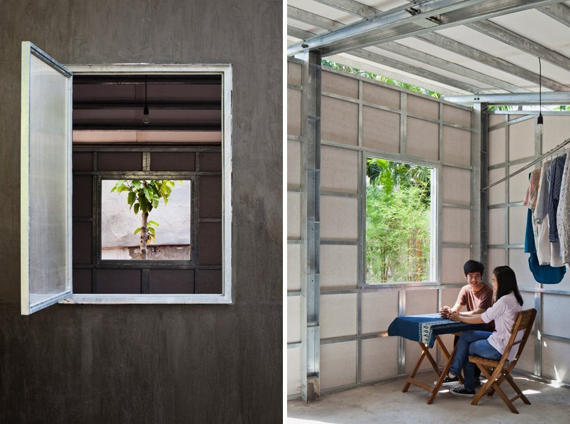 Vo trong nghia 39 s latest small house can be built in 3 hours - Low cost homes charming ...