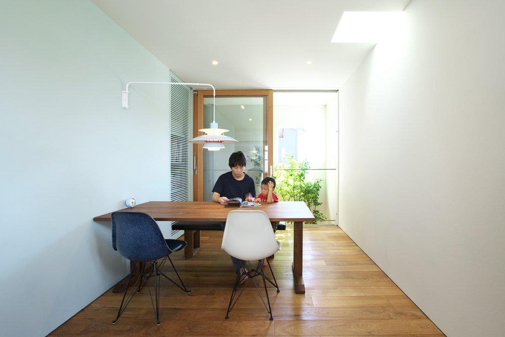 OH! House - Takeru Shoji Architects - Niigata - Study - Humble Homes