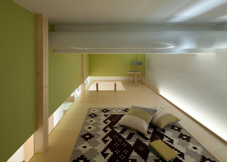 Small Apartment - Fujigaoka T - Sinato - Japan - Loft - Humble Homes