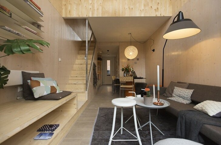 Heijmans One An Affordable Tiny House From Amsterdam
