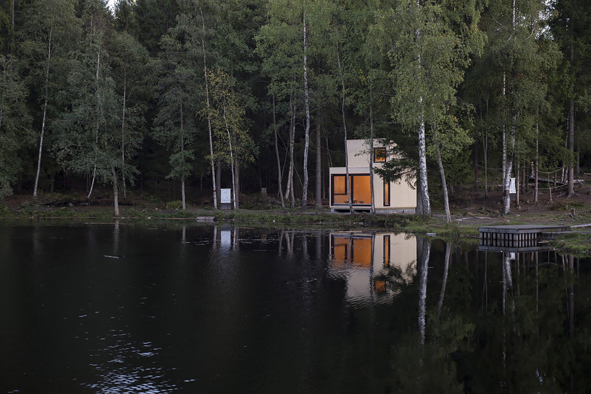 Woody15 - Marianne Borge - Norway - Exterior 2 - Humble Homes