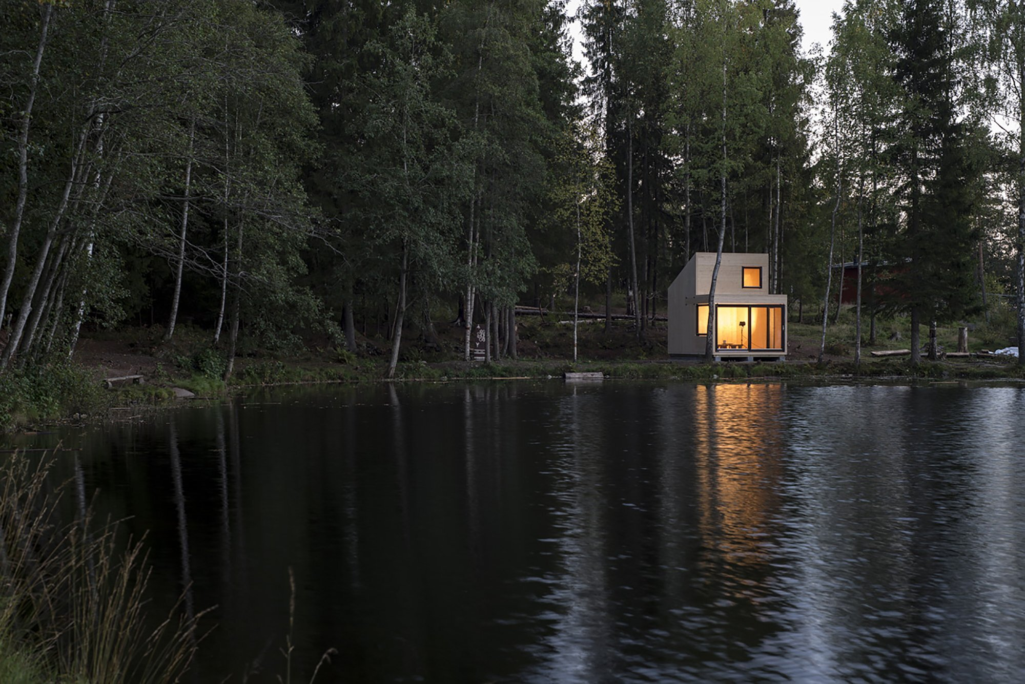Woody15 - Marianne Borge - Norway - Exterior 3 - Humble Homes