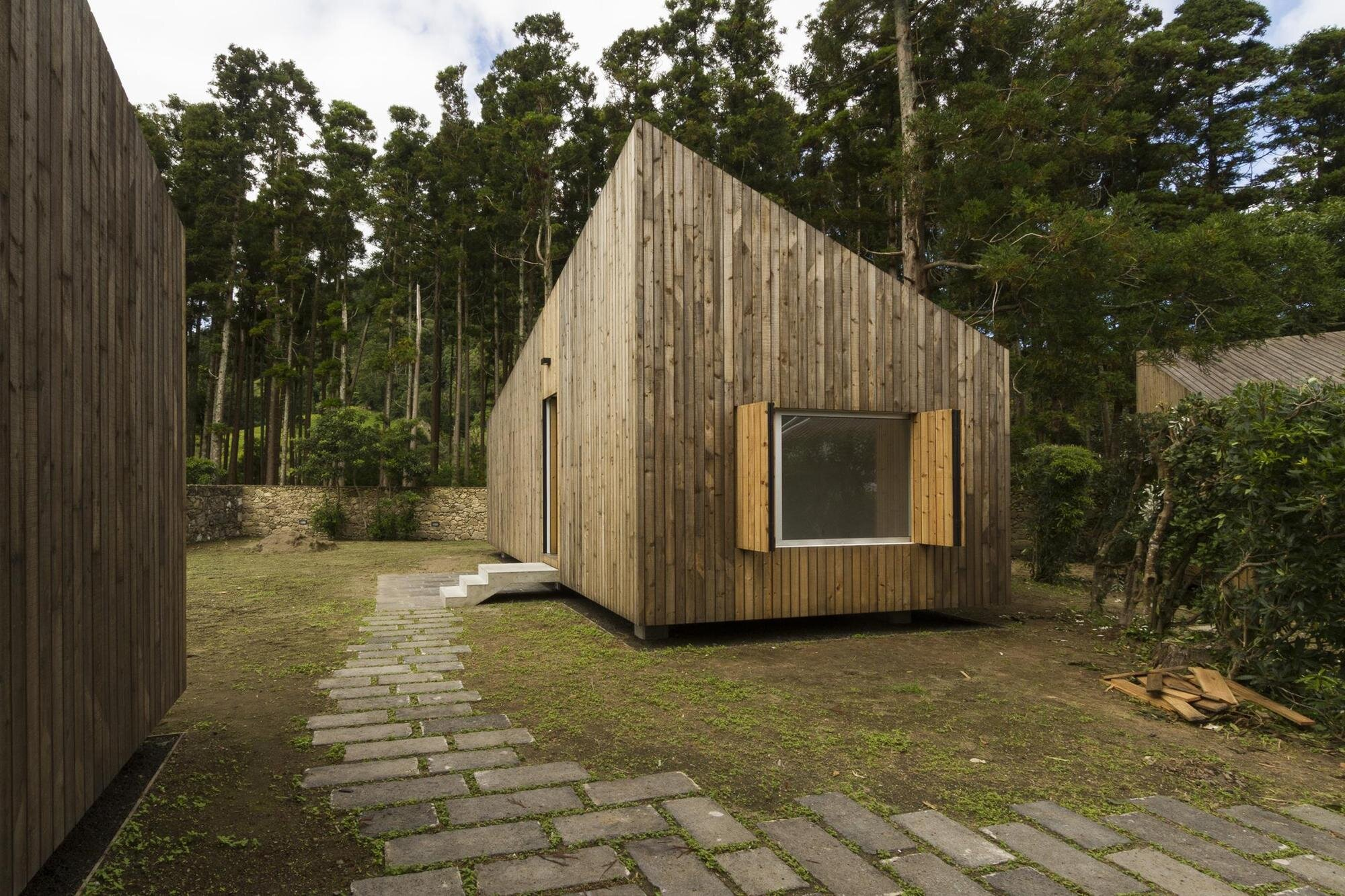 Bungalows Seven Cities - Tiny Retreats - M-Arquitectos - Portugal - Exterior - Humble Homes