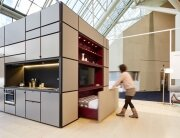 Cubitat - Micro-Living Unit - Urban Capital - Toronto - Bed - Humble Homes