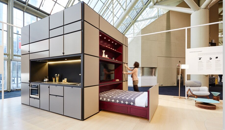 The Cubitat A Modular Living Unit in Toronto