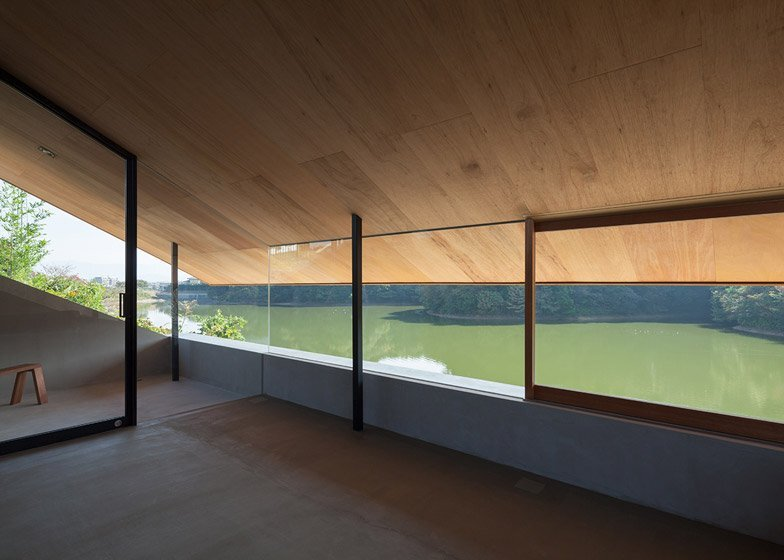 House in Hibaru - Suppose Design Office - Fukuoka Japan - Water from Windows - Humble Homes