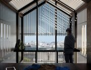 Rooftop Cabin - Deltarchi Panos Dragonas - Varvara Christopoulou - Athens - Interior - Humble Homes