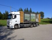 Simple Home - Tiny House - Gerhard Feldbacher - Austria - On Truck - Humble Homes