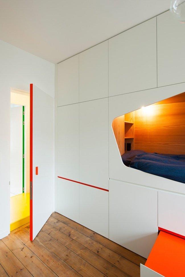 Sleeping Nook - Van Staeyen Interieur Architecten - Belgium - Interior 2 - Humble Homes