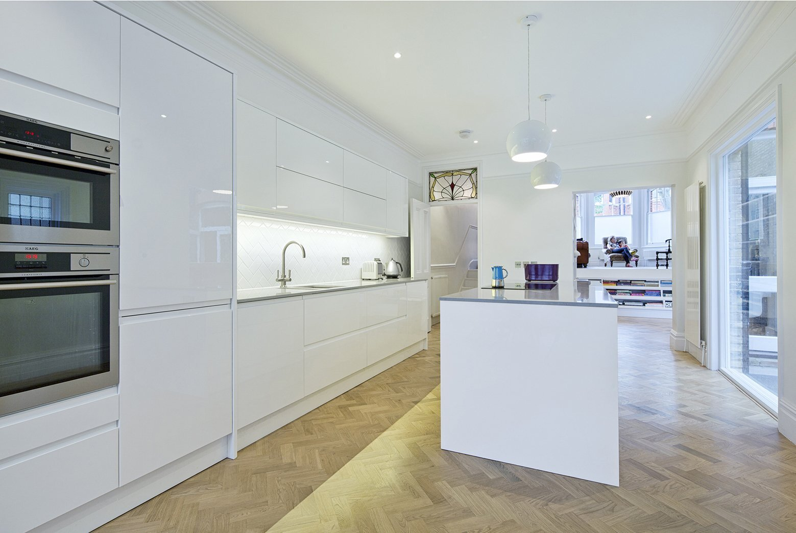 Small House - Zminkowska de Boise Architects - London - Kitchen - Humble Homes