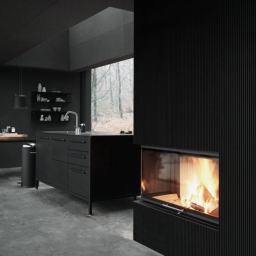 Vipp Shelter - Small House - Morten Bo Jensen - Denmark - Kitchen - Humble Homes