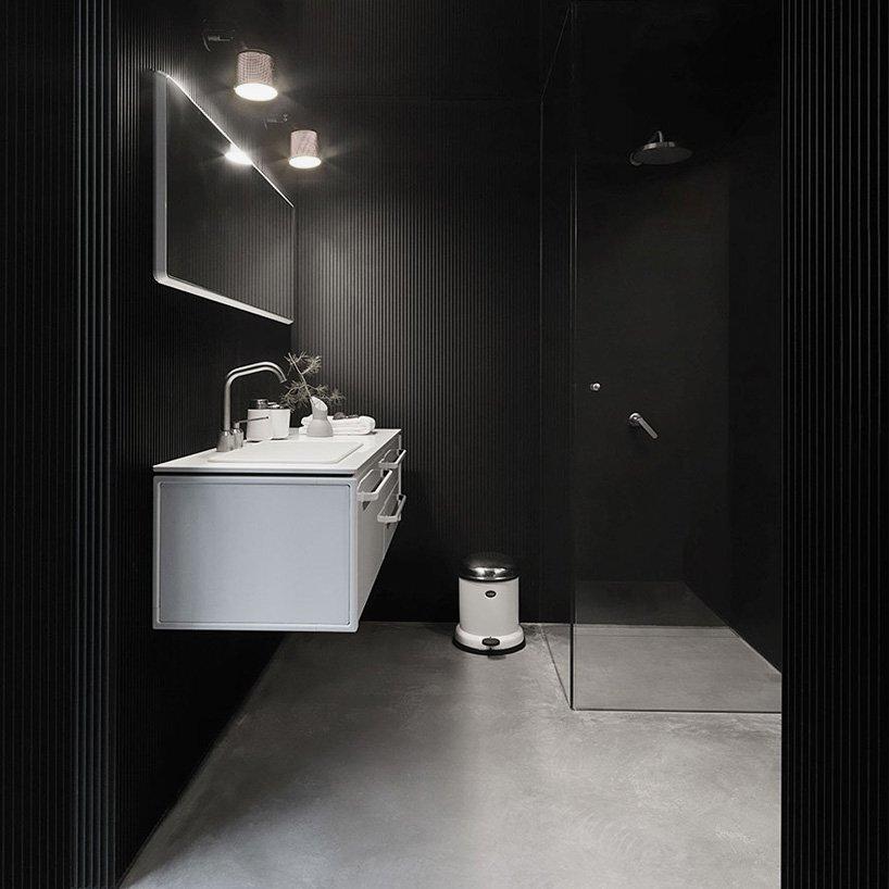 Vipp Shelter - Small House - Morten Bo Jensen - Denmark - Toilet- Humble Homes