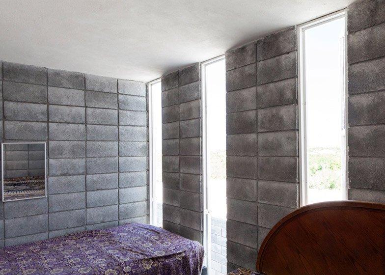 Casa Caja  - Low Cost Affordable Housing - Comunidad Vivex - S-AR -Bedroom - Humble Homes