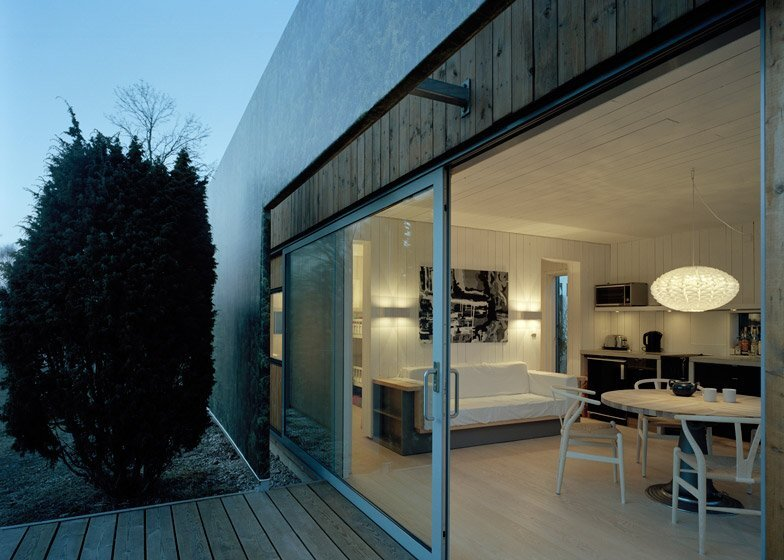 Juniper House - Small House - Murman Arkitekter - Sweden - Deck - Humble Homes