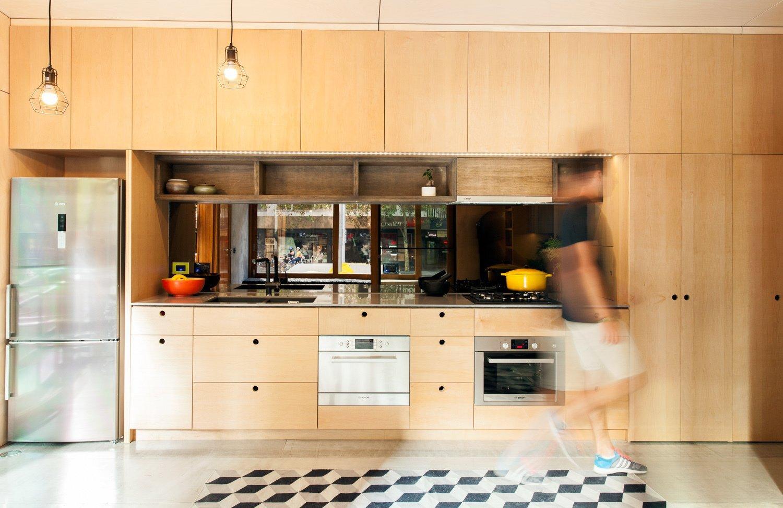Prefab Tiny House - ArchiBlox - Carbon Positive House - Australia - Kitchen - Humble Homes