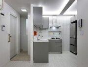 Small Apartments - Suo-Jae - The House to Uphold Myself - Studio GAON - South Korea - Seoul - Kitchen - Humble Homes