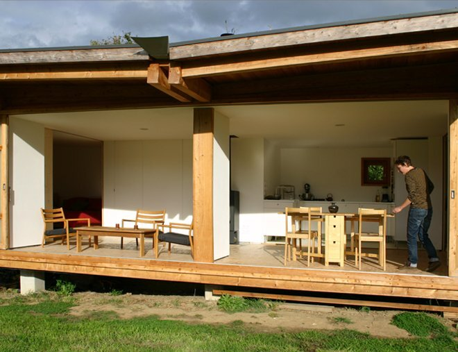 Small House - House in The Meadow - ARBA - France - Doors Open - Humbe Homes