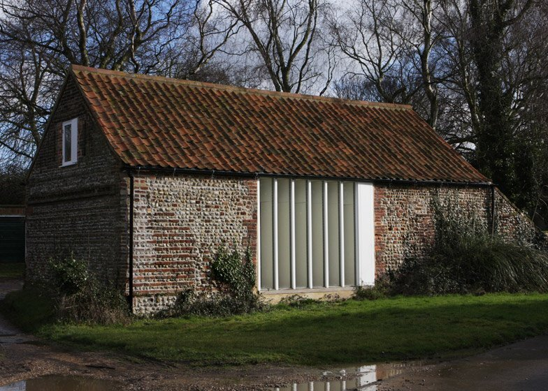 Small Cottages Barns : An th century cottage renovation by lynch architects