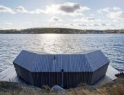 Brenner Bastu Sauna - Tiny Reatreat - Hans Murman - Sweden - Exterior - Humble Homes