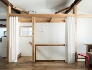 Re-Toyosaki - Small Japanese House - Coil Kazuteru Matumura Architects - Osaka Japan - Hallway - Humble Homes