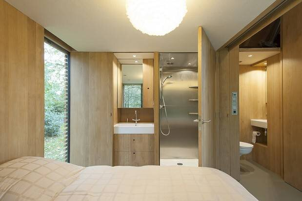 Small House - Zecc Architecture - Roel van Norel - The Netherlands -Bedroom - Humble Homes