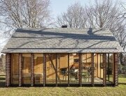 Small House - Zecc Architecture - Roel van Norel - The Netherlands - Shaded Open - Humble Homes