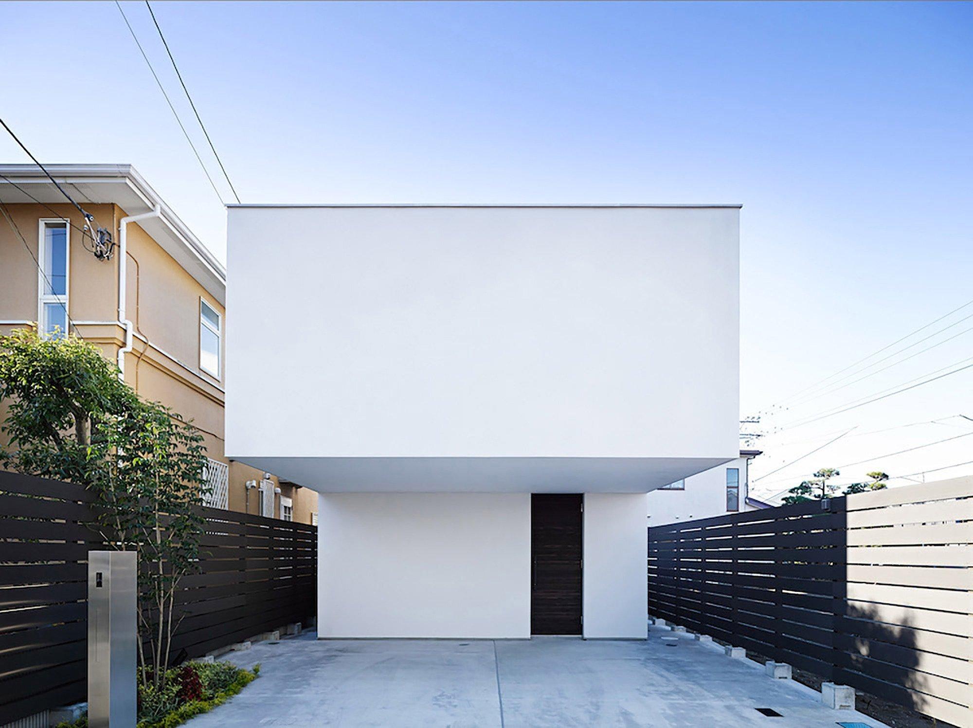 Wave House - Small House - APOLLO Architects & Associates - Kanagawa - Humble Homes
