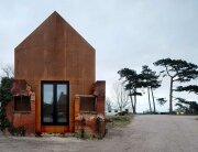Dovecote Studio - Tiny Retreat - Haworth Tompkins - England - Exterior - Humble Homes
