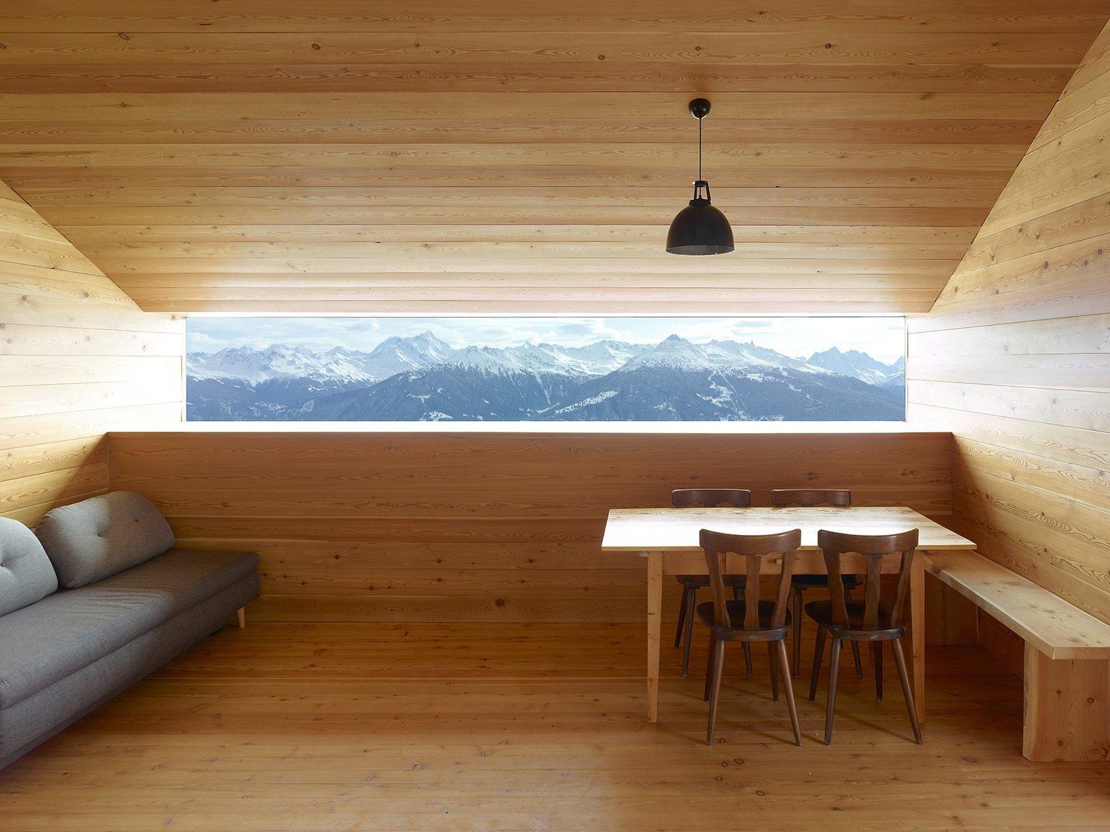 Gaudin House Small Cabin Savioz