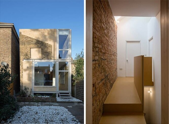 Magnificent The House Of Trace By Tsuruta Architects In London Largest Home Design Picture Inspirations Pitcheantrous