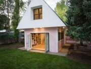Loom - Small House - 1 Friday Design Collaborative - Colorado - Exterior - Humble Homes