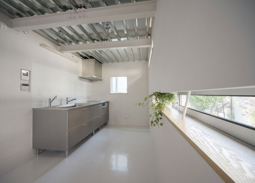 Minamisensoku House - Small House - Kobayashi 401 - Tokyo - Kitchen - Humble Homes
