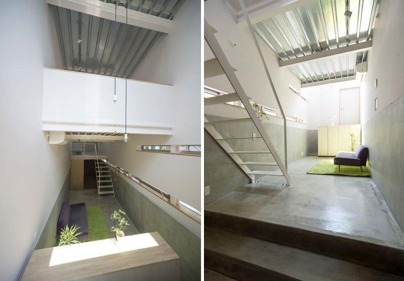 Minamisensoku House - Small House - Kobayashi 401 - Tokyo - Living Areas - Humble Homes