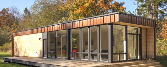 Prefab House - Method Homes - Chris Pardo - Washington - Exterior - Humble Homes